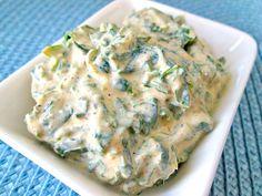 Spinach Tofu Dip