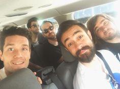 on the way to Coachella