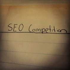Die competitors.  #SEO #onlinemarketing #internetmarketing In case you're a first time Pinoy Internet entrepreneur or wannabe online job hunter, I know precisely how you're feeling.