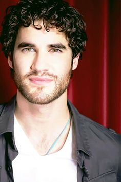 Darren Criss. Like….where are you from and can you take me there.