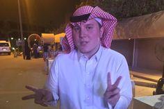 How a blond American kid became a huge star in Saudi Arabia - The Washington Post