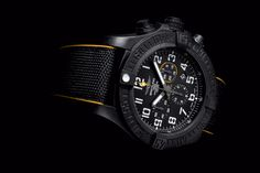 Avenger Hurricane 12H - Breitling - Instruments for Professionals