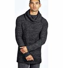 boohoo Chunky Cowl Neck Jumper - charcoal mzz84729 Fashion's all about the finishing touches and jumpers and cardigans are the easiest way to fix up your look. Keep it cool in cable knits, work it in waffle or do the finer details in a fisherman. Show http://www.comparestoreprices.co.uk/womens-clothes/boohoo-chunky-cowl-neck-jumper--charcoal-mzz84729.asp