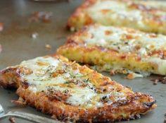 17 Day Diet Gal: Cauliflower Crust Garlic Breadsticks (C3, C1*, C2*)   Can't wait to try these!