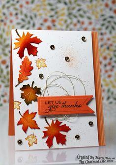 CC605 DT Sample- Mary's card