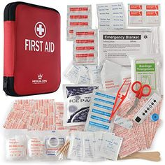 Option for First Aid Kit; week 3
