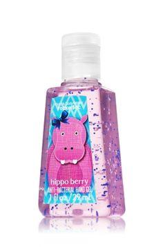 Hippo - Berry PocketBac Sanitizing Hand Gel - Anti-Bacterial - Bath & Body Works