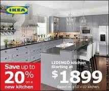 Ikea Banner ad