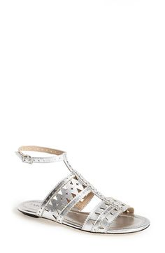 Via Spiga 'Idoma' Flat Sandal (Women) available at #Nordstrom