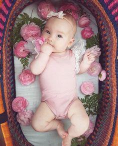 Pretty in Pink. #babygirl #gorgeous#cutenessoverload