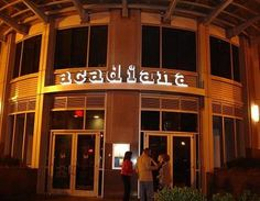 """Acadiana Restaurant, Washington, DC  The """"Charbroiled Oysters"""" are so fantastic, you could honestly forsake all other food indefinitely."""