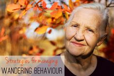 'Wandering' is one of the most common behavioral problems associated with cognitive loss and also one of the most dangerous. It is most prevalent in patients with Alzheimer's Disease. This article goes into common causes and triggers as well tips and strategies for managing those inclined to wander.