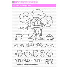 Diy Halloween Toys, Simon Says Stamp, Where The Heart Is, Clear Stamps, Doodle Art, Plushies, Pop Up, Sloth, Elephant