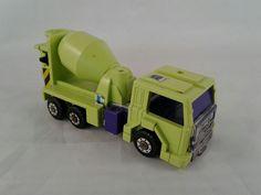 Transformers G1 Devastator Constructicons Vintage 1984 Figures Green Purple | Toys & Hobbies, Action Figures, Transformers & Robots | eBay!