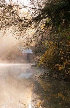 ~Autumn Canal.... Grand Union Canal,Blisworth, Northamptonshire, England, UK~
