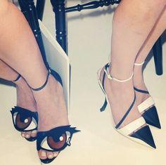 Pierre hardy shoes. #eyeoheye