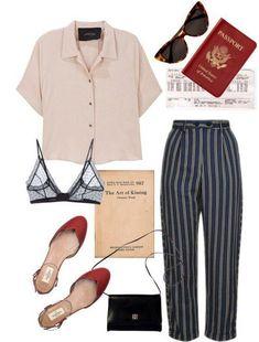 Весенние каникулы: 5 сетов для перелетов, поездок и автопутешествий | Мода & стиль | Яндекс Дзен