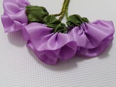 Silk Ribbon For Embroidery 5 Yards- Embroidery Design Guide Ribbon Embroidery Tutorial, Hand Embroidery Art, Butterfly Embroidery, Hand Applique, Silk Ribbon Embroidery, Embroidery Designs, Ribbon Art, Diy Ribbon, Ribbon Crafts