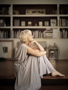 Hellen Mirren by Sam Jones