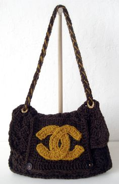 Counterfeit Crochet Project- Stephanie Syjuco