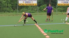 Snake & Snaps │ Cone Drill │ Field Hockey Training with Amy Cohen