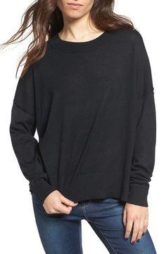 BP. Drop Shoulder Pullover Sweater