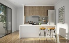 Red kitchen accents blue kitchen accents medium size of color cabinets go with yellow walls blue . Kitchen Dinning Room, Wooden Kitchen, Kitchen Design Open, Interior Design Kitchen, Simple Interior, Kitchen Floor Plans, Kitchen Flooring, Granite Kitchen, Red Kitchen Accents