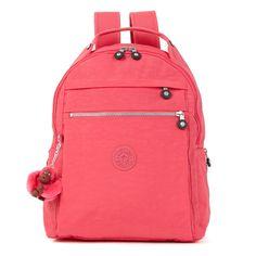 Micah Laptop Backpack - Vibrant Pink | Kipling