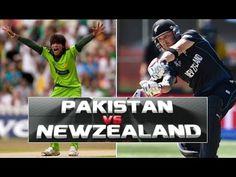 New Zealand vs Pakistan T20 2016 Highlights