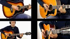 Eko Guitars RANGER VR Series - Hotel California (Eagles) played by Massi...