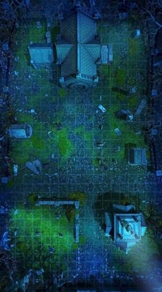 map forest maps cemetery fantasy temple battle night rpg dungeon layout ruined ruins tiles pathfinder urban maker area wilderness homebrewing