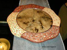 prato giratório para mesa