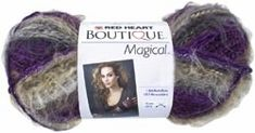 Red Heart Boutique Magical Yarn - Click to enlarge
