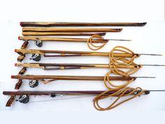 fabrication vente achat arbalète bois fusil harpon chasse sous marine nikosgun