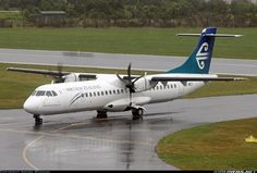 Air New Zealand (Mount Cook Airline) ATR ATR-72-500 (ATR-72-212A)  Rotorua (ROT / NZRO) New Zealand, December 29, 2013