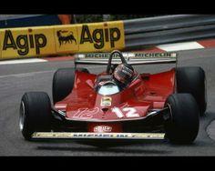 Ferrari 312 T4 Gilles Villeneuve