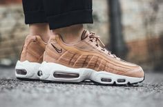 Dusted Clay Colors The Latest Nike Air Max 95