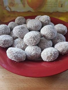 Photo Hungarian Desserts, Hungarian Recipes, Candy Recipes, Sweet Recipes, Dessert Recipes, Sweet Desserts, Delicious Desserts, Yummy Food, Clean Eating Sweets