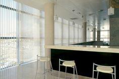cortinas bandas vert - SyM Equipamientos