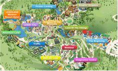 Rides & Attractions - LEGOLAND