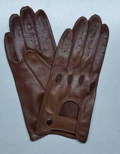 ca134abbb08a Men's leather gloves for drivinggloves for men's.gift | Etsy