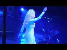 Dolly Parton, Vince Gill & Keith Urban, He Stopped Loving Her Today.  This video is worth it for the 2 and 1/2 minute intro that Dolly does alone!!  She is fabulous.  : )
