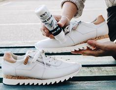 Zorgen dat witte Adidas Superstars schoon blijven wikiHow
