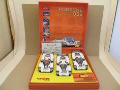 SLOT.IT SICW02 Porsche 956C  #1-2-3 ROTHMANS  Le Mans 1982 LTD.ED. Slot Car 1:32