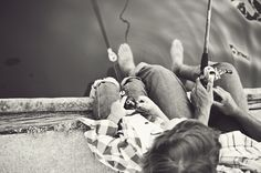 go fishing. not so much to actually catch anything...or go 'fishing' per se, but to sit by the water in peace. soulalive