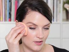 чудо губка цвет лица туториал: как применять, для влажной и сухой | видео | реальные методы