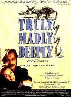Truly Madly Deeply - Alan Rickman, Juliette Stevenson