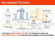 Investment Partners of Dholera. #Dholera #DholeraSIR #DholeraSmartCity #Gujarat