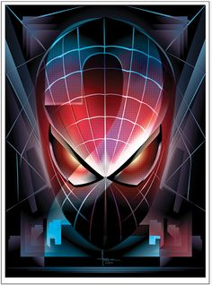 SPIDER-MAN 2 Vector Tribute and CONTEST by Orlando Arocena, via Behance