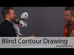 ▶ Blind Contour Drawing